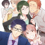 アニメ化決定「ヲタクに恋は難しい」放送いつから?キャストや4巻情報も!