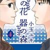 「青の花 器の森」4巻ネタバレ感想・熊平の告白&青子と龍生の進展は?